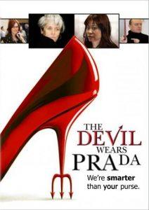 Devil Wears PRAda Card