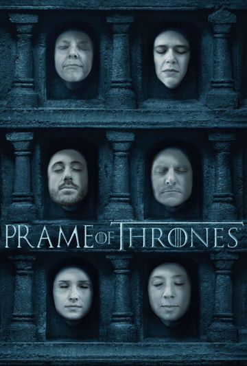 PRAme of Thrones card