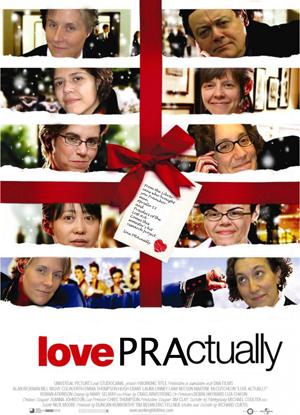 Love PRActually card