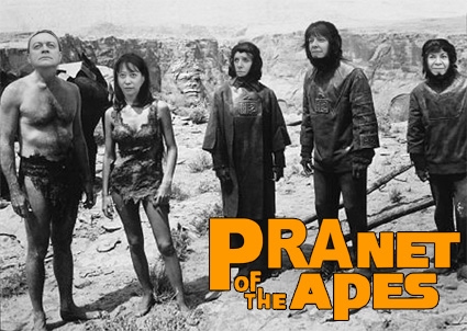 PRAnet of the Apes card